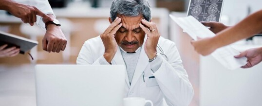 How The Pandemic Casts Physician Burnout in New Light
